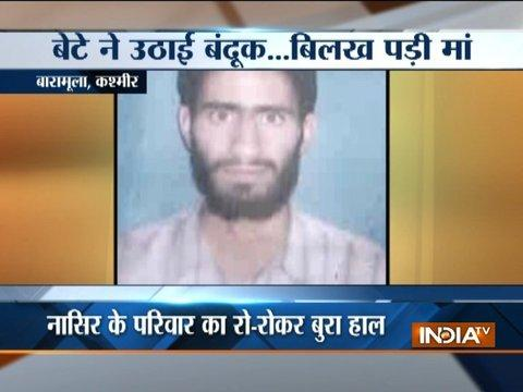 Baramulla family appeals son to return home