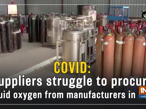 COVID: Suppliers struggle to procure liquid oxygen from manufacturers in Pune