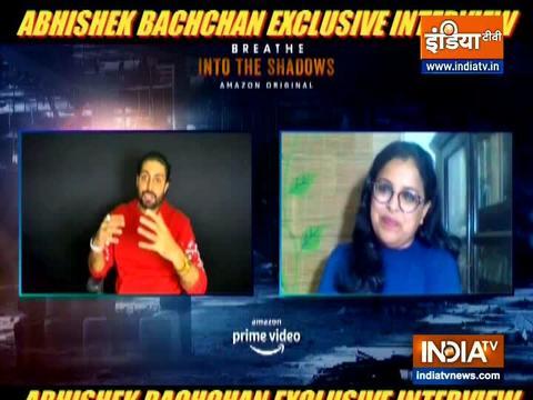 अभिषेक बच्चन ने की बॉलीवुड में 20 साल की जर्नी के बारे में बात