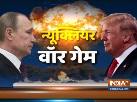 ग्रोम 2019: रूस ने शुरू किया सबसे बड़ा युद्धाभ्यास