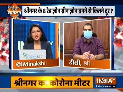हमें समझने की आवश्यकता है कि कोरोना वायरस तब तक नहीं जायेगा जब तक हमें दवा नहीं मिल जाती: Srinagar Deputy Commissioner