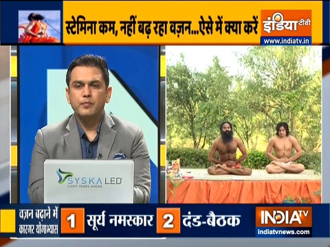 Suffering from weight loss due to colitis? Swami Ramdev shares effective remedies