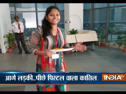 Girl shot-dead by man in Noida