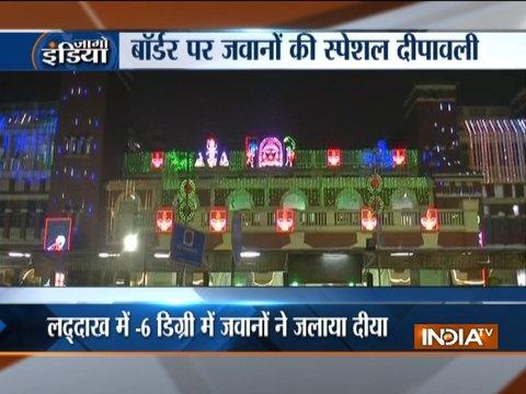 Diwali 2018: Nation celebrates the festival of lights