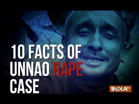 Top 10 Facts of Unnao rape case