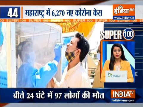 Super 100: Daily Covid-19 cases in Maharashtra fall to 6,270