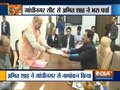 BJP president Amit Shah files nomination for Gandhinagar Lok Sabha seat
