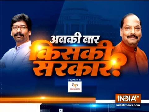Watch India TV's report on What voters in Jharkhand's Gumla want