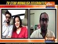 TV actress Monalisa celebrates husband Vikrant's birthday