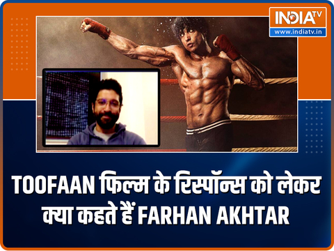 Farhan Akhtar on success of Toofaan: It's a special feeling when people love your work
