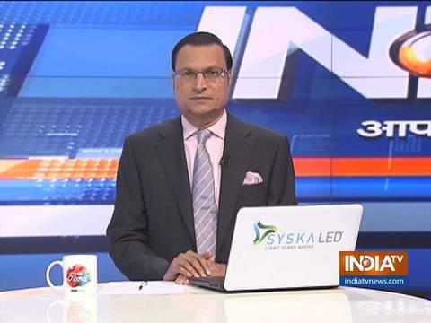 आज की बात रजत शर्मा के साथ | 6 अगस्त, 2019