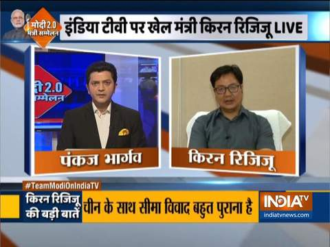 Making sports interesting without spectators is a major challenge, says Kiren Rijiju
