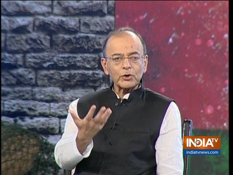 Vande Mataram 2019| Airstrike was not in reaction to Pulwama attack: Arun Jaitley