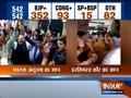 Farooq Abdullah, Harsimrat Kaur Badal dance to celebrate victory in LS polls