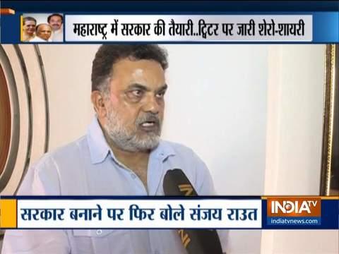 संजय निरुपम ने शिवसेना के साथ गठबंधन पर कांग्रेस को दी चेतावनी, कहा पार्टी को होगा बड़ा नुकसान