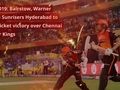 IPL 2019, SRH vs CSK: Bairstow, Warner fifties help Hyderabad thrash MS Dhoni-less Chennai