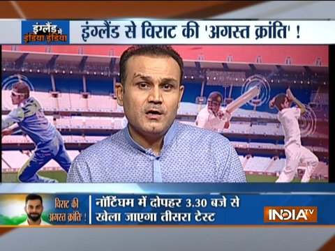 Exclusive | Indian batsmen's poor shot selection lead to defeats at Lord's: Sehwag to IndiaTV