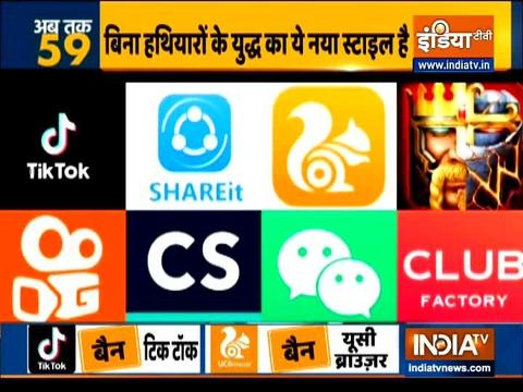 Kurukshetra: Why has government banned 59 Chinese apps; know this and more