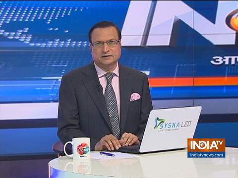 आज की बात रजत शर्मा के साथ | 19 सितम्बर, 2019