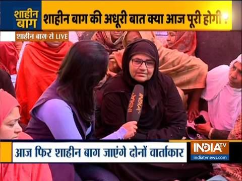 इंडिया टीवी ग्राउंड ज़ीरो रिपोर्ट: क्या एससी के मध्यस्थों के साथ बातचीत से शाहीन बाग का विरोध प्रदर्शन होगा समाप्त?