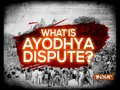 Ram Janmabhumi case: A timeline of the Ayodhya dispute