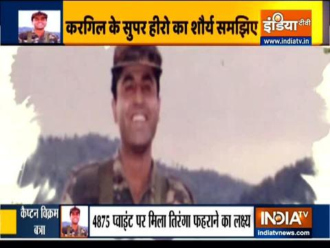 Vijay Diwas: India TV pays tribute to Captain Vikram Batra, the 'Sher Shah' who gave his life for India