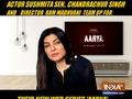 Sushmita Sen, Chandrachur Singh talk to India TV regarding their upcoming web series Aarya