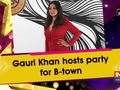 Gauri Khan hosts party for B-town