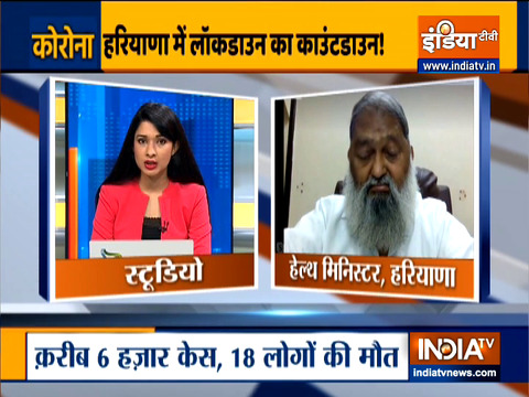 Can face anger of people, can't see piles of bodies: Haryana health minister Anil Vij