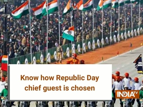 Know How Republic Day Chief Guest Is Chosen