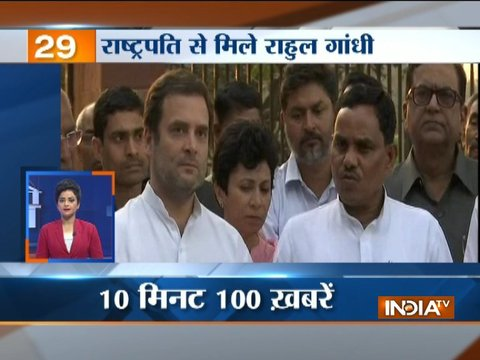 News 100 | 29th March, 2018