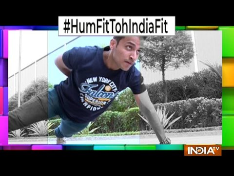 India TV joins the #HumFitTohIndiaFit challenge started by Sports Minister
