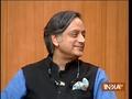Shashi Tharoor in Aap ki Adalat: Congress leader's humorous response on Rahul Gandhi 's hug to PM Modi