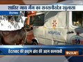 Ambulance used to steal cattle held in Hyderabad