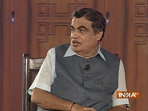 Aap ki Adalat: Union Minister Nitin Gadkari promises clean Ganga within a year