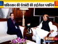 The High Commissioner of India to Pakistan Ajay Bisaria meets Home Minister Rajnath Singh