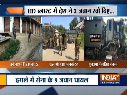 जम्मू-कश्मीर में पुलवामा हमले के मास्टरमाइंड सज्जाद बट को सुरक्षा बलों ने मार गिराया
