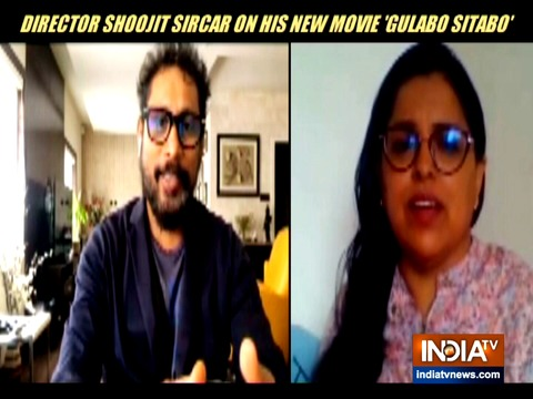 Shoojit Sircar reveals what made him release Gulabo Sitabo on OTT