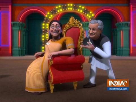 OMG! Watch India TV's hilarious take on recent Assembly Election Results