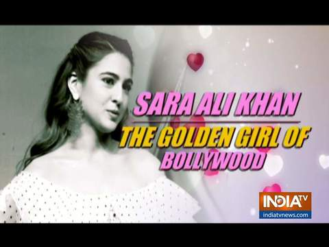 Sara Ali Khan on her IIFA performance, red carpet style and much more