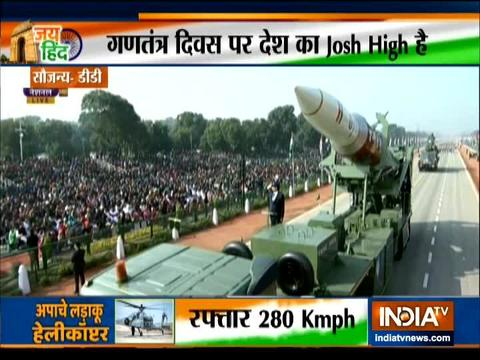 गणतंत्र दिवस परेड पर देखिये इंडिया टीवी की EXCLUSIVE रिपोर्ट