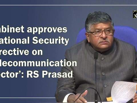 Cabinet approves next round of spectrum auction: RS Prasad