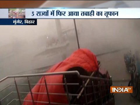 Thunderstorm Alert: Death toll mounts to 50 in 5 states