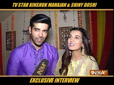 Kinshuk Mahajan and Shiny Doshi talk about their show 'Pandya Store'