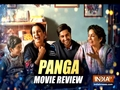 Kangana Ranaut and Jassie Gill starrer Panga movie review