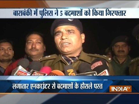 Uttar Pradesh encounter: Wanted criminal gunned down at Muzaffarnagar