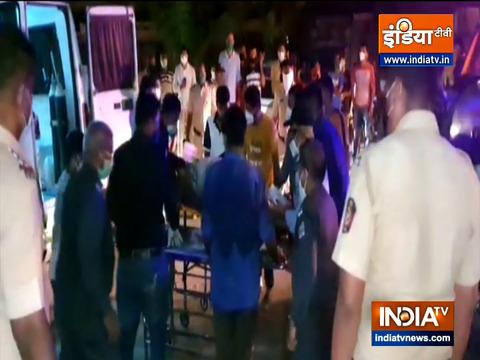 महाराष्ट्र: विरार के विजय वल्लभ COVID केयर अस्पताल में आग लगने से 13 की मौत