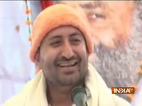 Asaram's son Narayan Sai produced in Surat Sessions Court