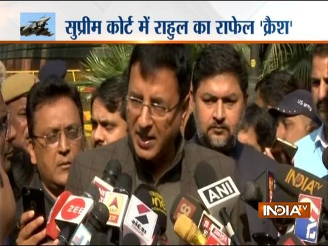 Congress continue to demand a Joint Parliamentary Committee(JPC) on the Rafale Deal