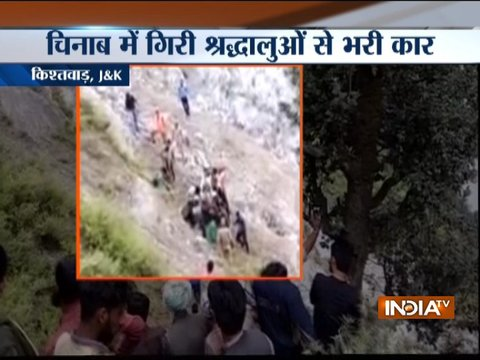 11 killed as bus rolls down gorge in Jammu and Kashmir's Kishtwar